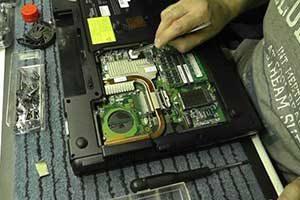 تعمیر لپ تاپ fujitsu