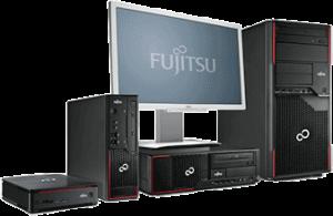 تعمیرات desktop فوجیتسو