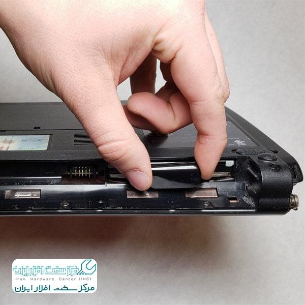 آموزش تعمیرات لپ تاپ فوجیتسو
