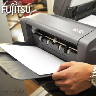 گیر کردن کاغذ در پرینتر فوجیتسو