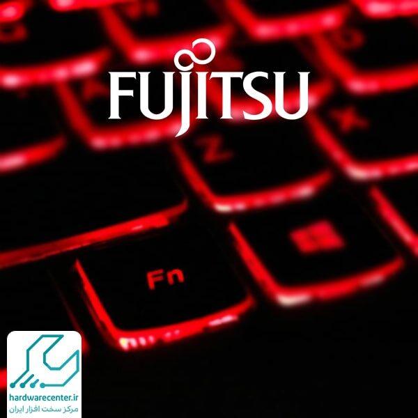 کلید fn لپ تاپ فوجیتسو