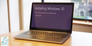 آموزش نصب ویندوز 10