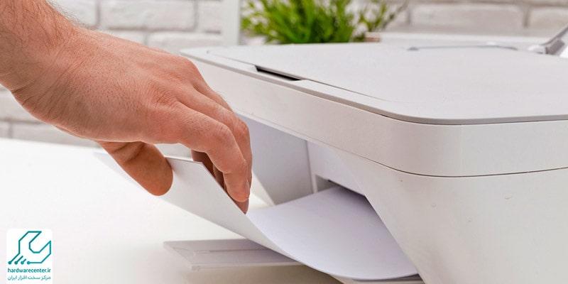 سفید چاپ کردن پرینتر