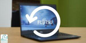 ریست فکتوری لپ تاپ فوجیتسو